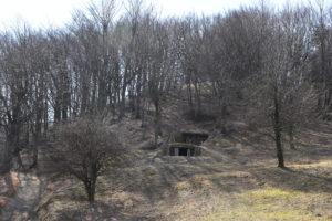 Bunker al Passo del Giogo
